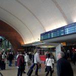 Concourse of Cologne Hauptbahnhof
