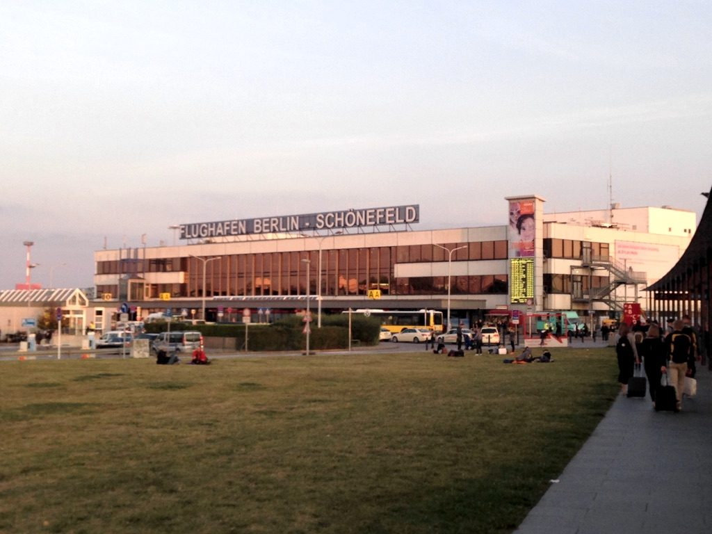 Photo of Berlin Schönefeld Airport building