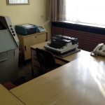 Stasi Museum offices