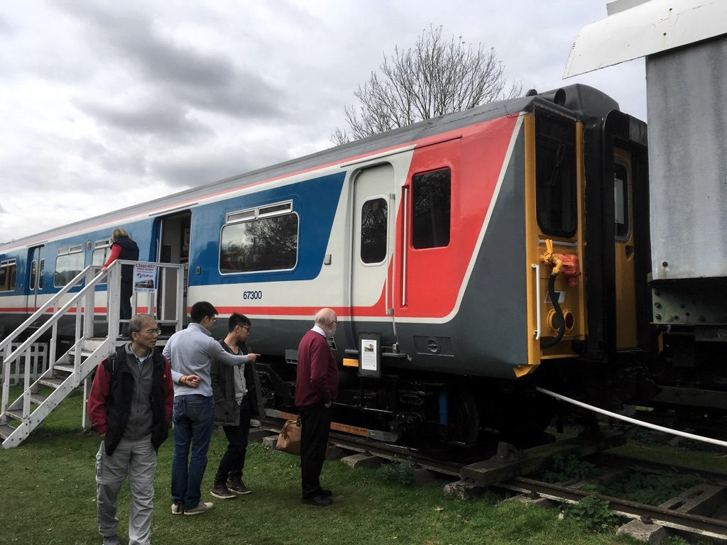 Photo of Class 457 vehicle in NSE livery