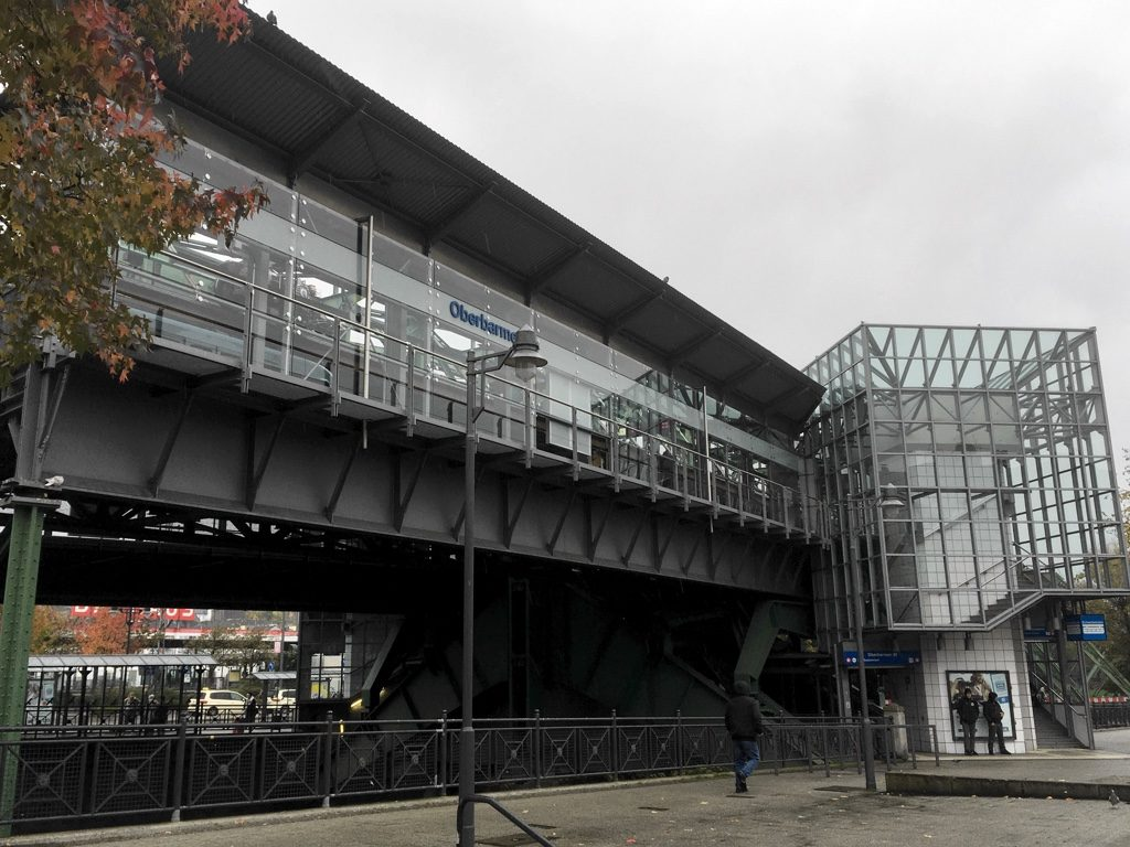 Photo of Oberbarmen Schwebebahn station