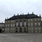 Photo of Amalienborg palace