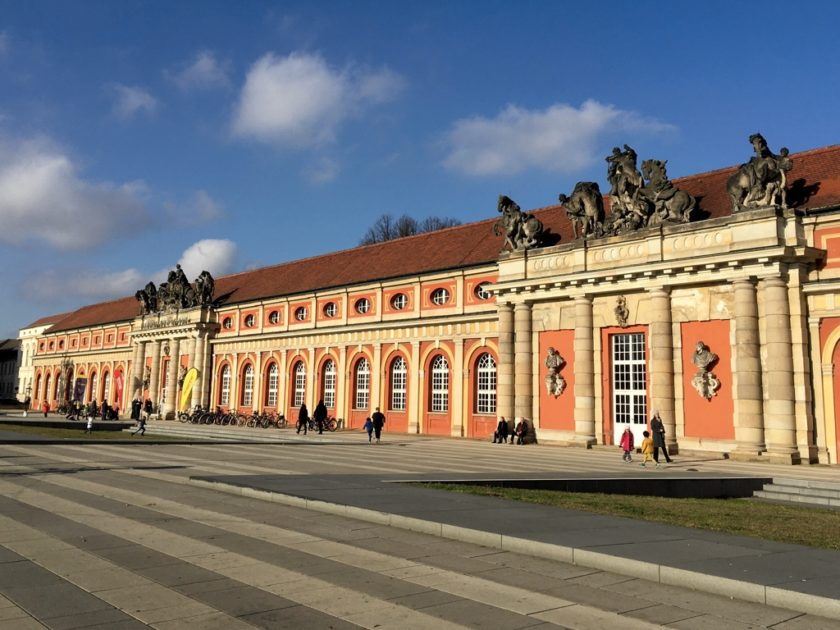 Photo of Filmmuseum Potsdam building