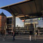 Potsdam Hauptbahnhof main entrance